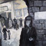 Первутинская Полина (13 лет) «Блокада», гуашь, преподаватель Михалева О.А., Маслянинская детская школа искусств